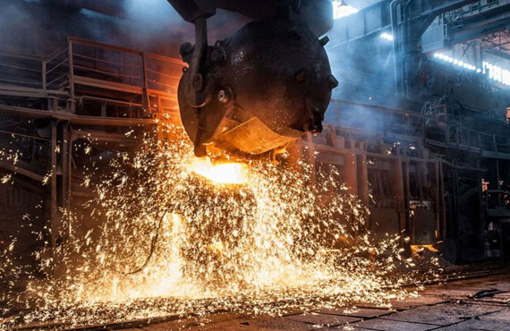 What is the role of hot work die steel