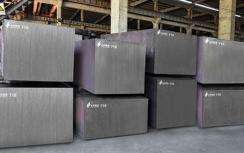 Thickest Thickness 1200mm Pre-hardened 718 Plastic Mould Steel